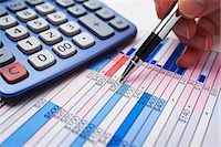 Finance check-up Stock Photo - Premium Royalty-Freenull, Code: 6106-06831226