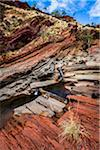 Hamersley Gorge, The Pilbara, Western Australia, Australia Stock Photo - Premium Rights-Managed, Artist: R. Ian Lloyd, Code: 700-06841579