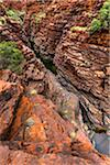 Joffre Gorge, Karijini National Park, The Pilbara, Western Australia, Australia Stock Photo - Premium Rights-Managed, Artist: R. Ian Lloyd, Code: 700-06841589