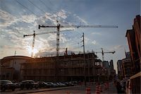 Building Construction in Nashville, Tennessee, USA Stock Photo - Premium Rights-Managednull, Code: 700-06841806