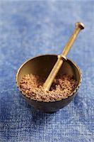 pimento - Allspice in a mortar (ground) Stock Photo - Premium Royalty-Freenull, Code: 659-06902813