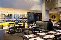Interiors of a restaurant Stock Photo - Premium Royalty-Freenull, Code: 6108-06906748
