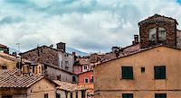 Lucca, Tuscany, Italy. old Streets Stock Photo - Royalty-Freenull, Code: 400-06919627