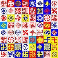 Vector Illustration Of Runes Occult Symbols Stock Photo - Royalty-Freenull, Code: 400-06922672
