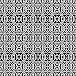 Beautiful background of seamless dots pattern
