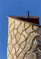 puentes - Artistic tower in Puente de Genave, Spain Stock Photo - Royalty-Freenull, Code: 400-06929269