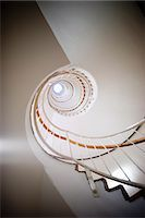 forever - Spiral staircase Stock Photo - Premium Royalty-Freenull, Code: 6102-06965559