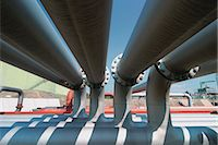 refinery - Pipelines in an Oil Refinery Stock Photo - Premium Royalty-Freenull, Code: 6106-07002972