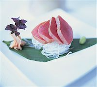 represented - Raw Tuna and Glass Noodles Stock Photo - Premium Royalty-Freenull, Code: 6106-07003217