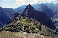 Machu Picchu, Peru, South America Stock Photo - Premium Royalty-Freenull, Code: 6106-07007741