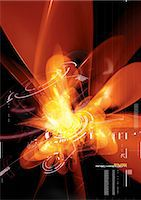 exploding - Futuristic Mechanical Abstract Stock Photo - Premium Royalty-Freenull, Code: 6106-07014743