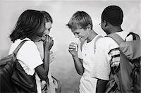 Student Smoking Cigarettes Stock Photo - Premium Royalty-Freenull, Code: 6106-07014973