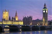 Houses Of Parliament, London, UK Stock Photo - Premium Royalty-Freenull, Code: 6106-07015413