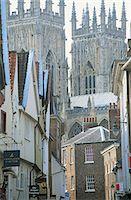 York Minster, York, UK Stock Photo - Premium Royalty-Freenull, Code: 6106-07015422