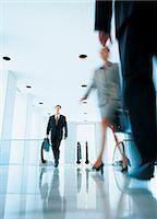 Walking Business People Stock Photo - Premium Royalty-Freenull, Code: 6106-07016239