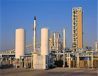 refinery - Gas plant, Barstow, South Carolina Stock Photo - Premium Royalty-Freenull, Code: 6106-07021316