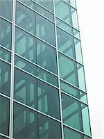 Detail of glass building Stock Photo - Premium Royalty-Freenull, Code: 6106-07024334