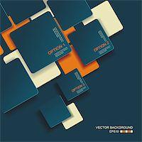 Modern Design template Stock Photo - Royalty-Freenull, Code: 400-07037002
