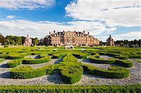 pattern (man made design) - Nordkirchen Castle, Nordkirchen, North Rhine-Westphalia, Germany Stock Photo - Premium Rights-Managednull, Code: 700-07067094