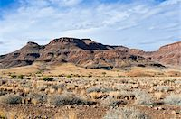 rugged landscape - Huab River Valley area, Damaraland, Kunene Region, Namibia, Africa Stock Photo - Premium Rights-Managednull, Code: 700-07067186