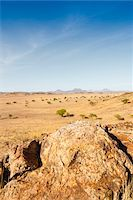 rugged landscape - Scenic view of desert landscape, Damaraland, Kunene Region, Namibia, Africa Stock Photo - Premium Rights-Managednull, Code: 700-07067253