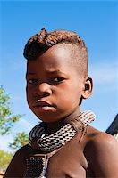 Portrait of Himba boy, Kaokoveld, Namibia, Africa Stock Photo - Premium Rights-Managednull, Code: 700-07067370