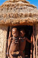 Portrait of Himba children, Kaokoveld, Namibia, Africa Stock Photo - Premium Rights-Managednull, Code: 700-07067371