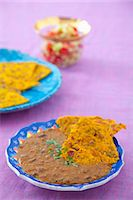 punjabi - Dal makhani (lentil soup, India) Stock Photo - Premium Royalty-Freenull, Code: 659-07069131
