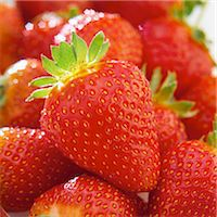 strawberries - Strawberries Stock Photo - Premium Rights-Managednull, Code: 825-07078373