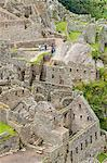 Machu Picchu, UNESCO World Heritage Site, near Aguas Calientes, Peru, South America Stock Photo - Premium Rights-Managed, Artist: Robert Harding Images, Code: 841-07082883