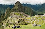 Machu Picchu, UNESCO World Heritage Site, near Aguas Calientes, Peru, South America Stock Photo - Premium Rights-Managed, Artist: Robert Harding Images, Code: 841-07082889