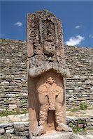 Tonina Archaeological Zone, Chiapas, Mexico, North America Stock Photo - Premium Rights-Managednull, Code: 841-07083011
