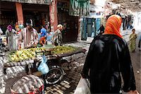 A souk in the Medina of Marrakech, Morocco, North Africa, Africa Stock Photo - Premium Rights-Managednull, Code: 841-07083307