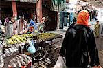 A souk in the Medina of Marrakech, Morocco, North Africa, Africa Stock Photo - Premium Rights-Managed, Artist: Robert Harding Images, Code: 841-07083307