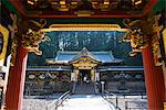 Entrance to the Lemitsu Mausoleum (Taiyuinbyo), UNESCO World Heritage Site, Nikko, Kanto, Japan Stock Photo - Premium Rights-Managed, Artist: Robert Harding Images, Code: 841-07083739