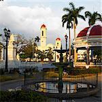 Parque José Marti, Cienfuegos, Cuba