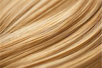 Extreme Close up of Blonde Hair Stock Photo - Premium Rights-Managednull, Code: 822-07117565