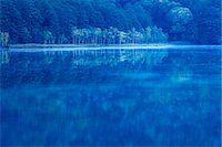 fantastically - Morning at lake Onneto, Hokkaido Stock Photo - Premium Royalty-Freenull, Code: 622-07117732