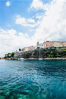 Scenic view of the Citadel, Bastia, Corica, France Stock Photo - Premium Rights-Managednull, Code: 700-07148263