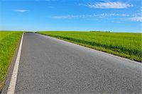 forward - Country Road in Spring, Altertheim, Bavaria, Germany Stock Photo - Premium Royalty-Freenull, Code: 600-07156448