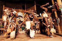 Zulu Dancers, Shakaland Stock Photo - Premium Rights-Managednull, Code: 873-07156963