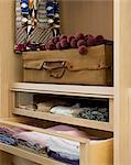 Close-up of wardrobe Stock Photo - Premium Royalty-Free, Artist: Ikon Images, Code: 6102-07158207