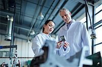 people working in factory - Scientists working in laboratory Stock Photo - Premium Royalty-Freenull, Code: 6113-07159068