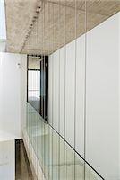 Wires along modern corridor Stock Photo - Premium Royalty-Freenull, Code: 6113-07160244