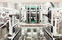 Close up of machinery in factory Stock Photo - Premium Royalty-Freenull, Code: 6113-07160263