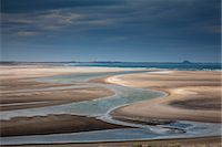 streaming - Beach at low tide Stock Photo - Premium Royalty-Freenull, Code: 6113-07160385