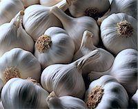 Garlic bulbs Stock Photo - Premium Rights-Managednull, Code: 824-07193416