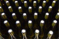 Unlabelled wine bottles, France, Europe Stock Photo - Premium Rights-Managednull, Code: 841-07202667