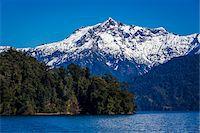 Lake Todos los Santos, Parque Nacional Vicente Perez Rosales, Patagonia, Chile Stock Photo - Premium Rights-Managednull, Code: 700-07202711