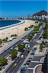 Scenic view of Copacabana Promenade and Copacabana Beach, Rio de Janeiro, Brazil Stock Photo - Premium Rights-Managed, Artist: R. Ian Lloyd, Code: 700-07204212